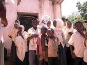 Zamzibar. School
