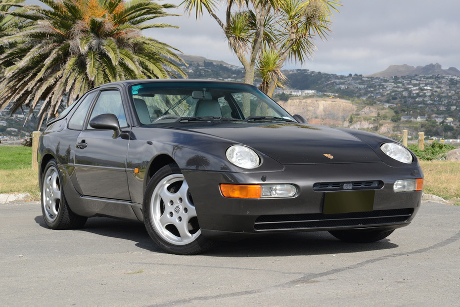93 Porsche 968-NZ