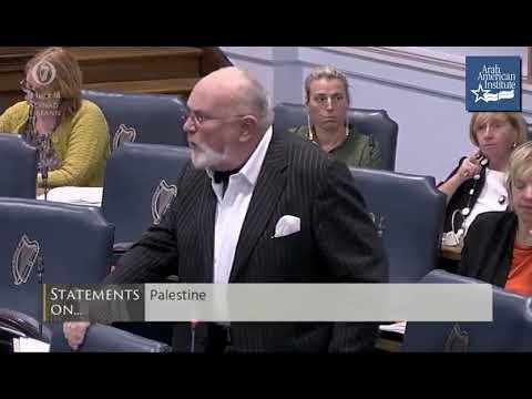 Irish parliament boycott Israeli goods