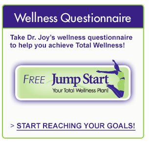 Wellness Questionnaire
