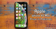 Find the lowest Apple iPhone XS Max Price in Pakistan