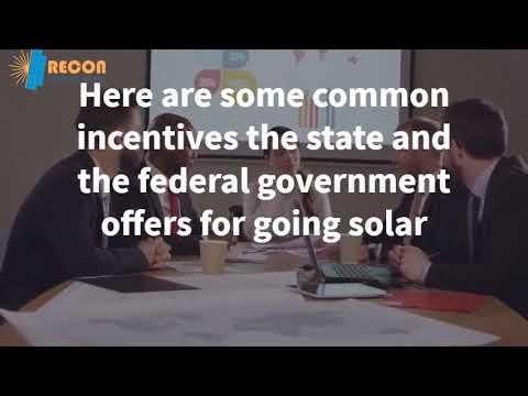 Solar Tax Credits, Incentives and Rebates in NC 2019