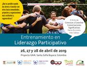 Art of Hosting Resiliencia y Regeneración - Colombia 2019