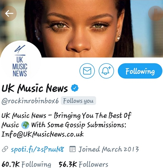UK MUSIC NEWS... ONE LOVE...THX 4 SUPPORTING YOUNG GIFTED #YOUNGGIFTED3000