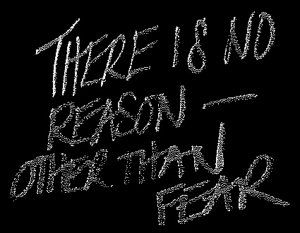 Graffiti book - There is no reason