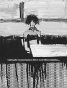 (Andy Warhol docet) daniele casaburi 2008