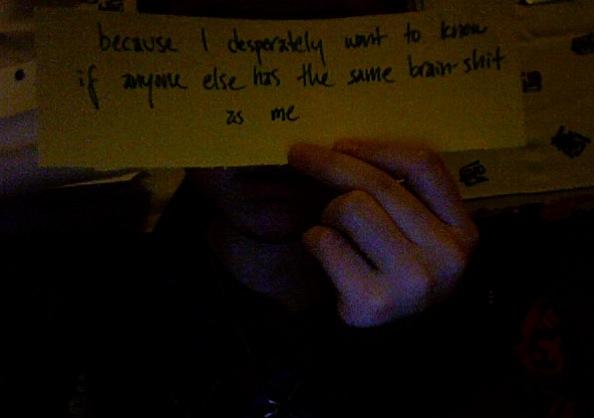 Needing Brains
