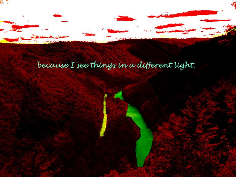Chris Perrault- Different Light