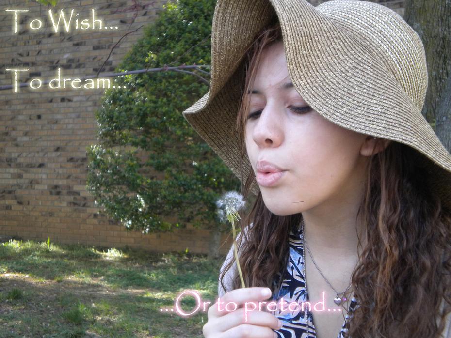 To wish by: Jenna