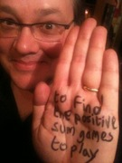 To find positive sum game by Kevin Marks