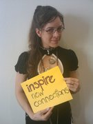 to inspire new connections | Evonne Heyning