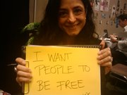 Want people to be free