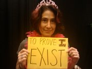 To prove I exist