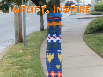 to uplift & inspire