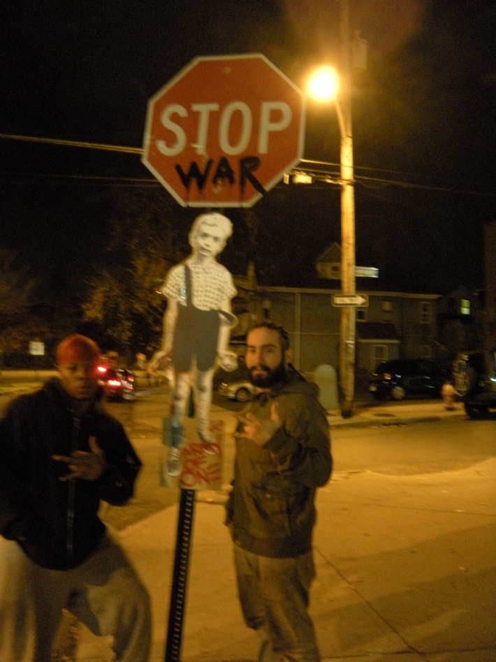to stop war