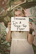 i'm a tree top flyer II