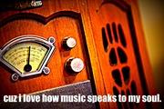 Music Speaks To My Soul