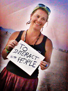 Interact with People
