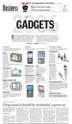 The year in gadgets