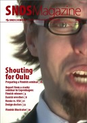 SNDS Magazine cover
