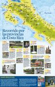 Costa Rica Map graf