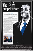 Dwight Howard as The Puppetmaster