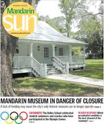 Mandarin Sun cover 9/27/08