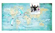 Circumnavigation of Laura Dekker for children