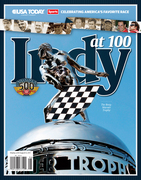 Indy 500: Cover