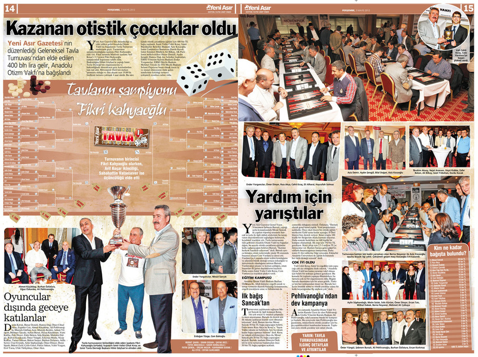 Turkey-Backgammon