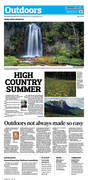 July 4 Rapid City Journal Outdoors page