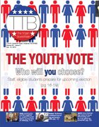 Youth Vote Cover Design