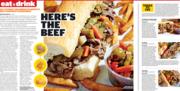 Italian beef sandwiches - spread