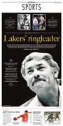 Lakers' ringleader