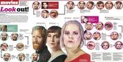 Hunger Games DIY makeup