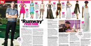 Project Runway Interview
