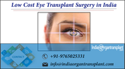 Affordable Eye Hospitals in India for Corneal Transplant