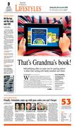 That's Grandma's book!