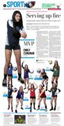 Monterey County Herald High School Volleyball MVP