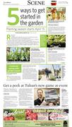 Five ways to get started in the garden