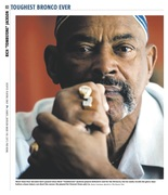 Broncos magazine