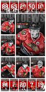 Chicago Blackhawks collage