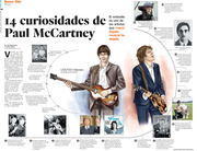 Paul McCartney 75 años