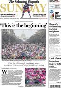 Columbus Dispatch 1/22/17