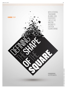 Shape of the square