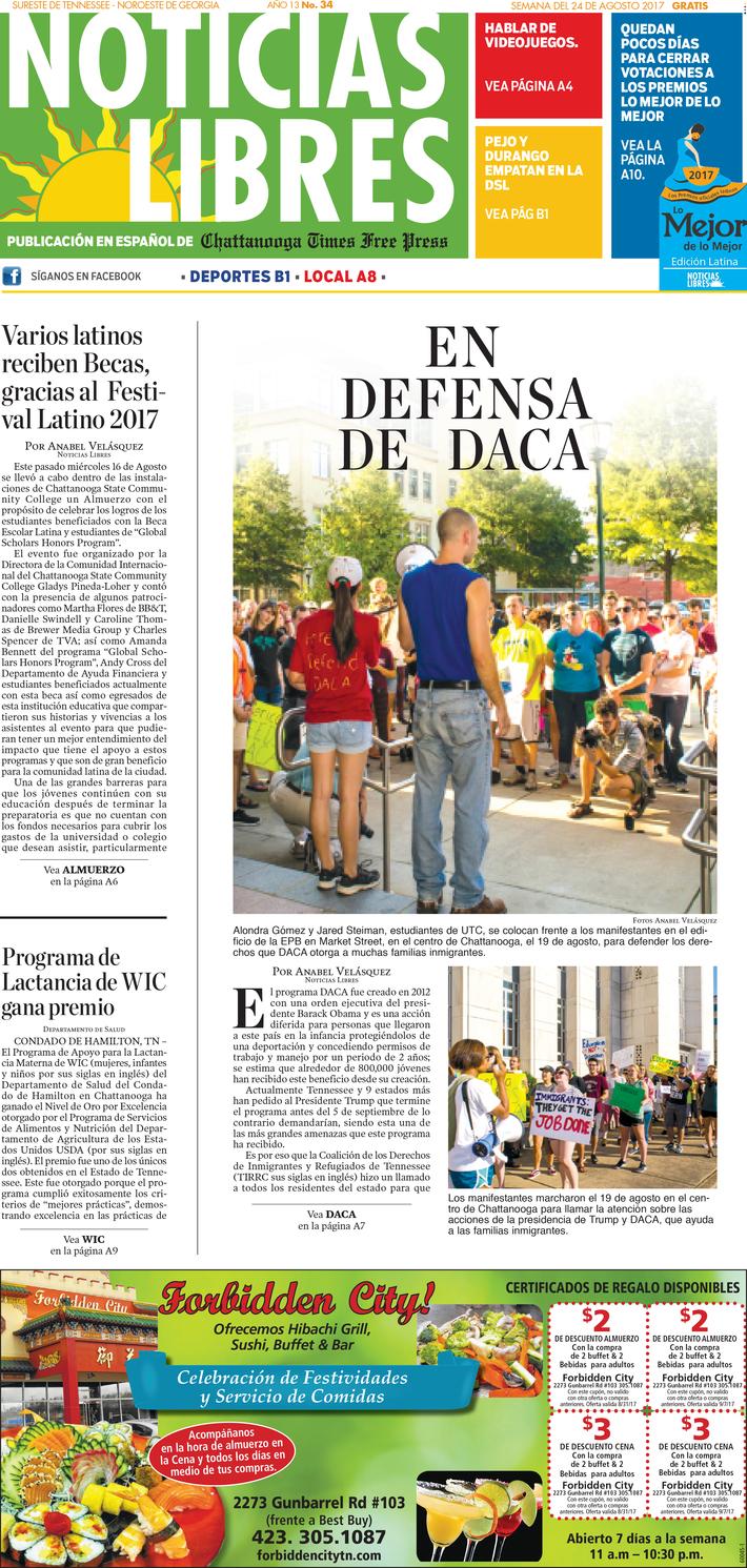Noticias Libres - Daca Ruling
