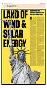 Land of Wind & Solar Energy