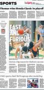 Tuscaloosa Sports cover Feb. 26
