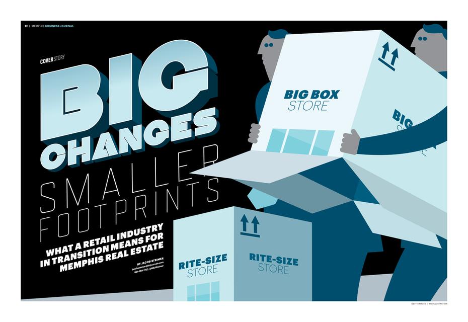 Big changes - Smaller footprints