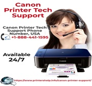 Canon Printer Support in USA | +1-888-441-1595